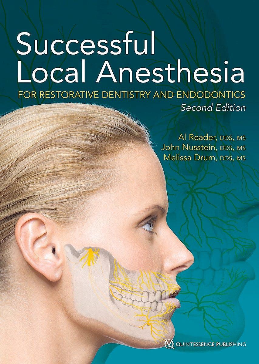 Portada del libro 9780867157437 Successful Local Anesthesia for Restorative Dentistry and Endodontics