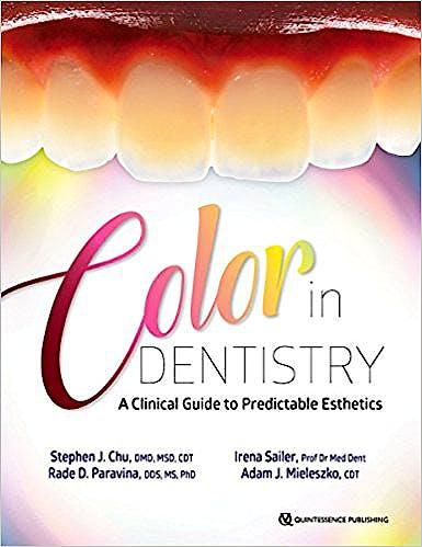 Portada del libro 9780867157451 Color in Dentistry. A Clinical Guide to Predictable Esthetics