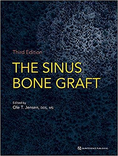 Portada del libro 9780867157918 The Sinus Bone Graft