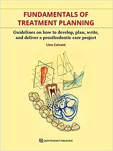 Portada del libro 9780867157925 Fundamentals of Treatment Planning. Guidelines on How to Develop, Plan, Write, and