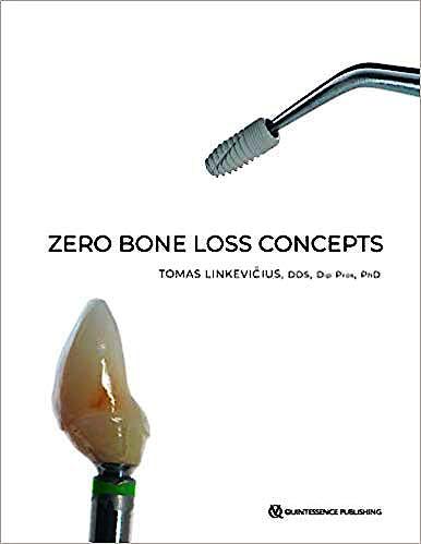 Portada del libro 9780867157994 Zero Bone Loss Concepts**sin existencias sale reimpresion para enero 2020*