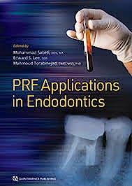 Portada del libro 9780867158274 PRF Applications In Endodontics
