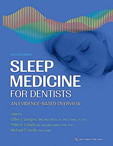 Portada del libro 9780867158281 Sleep Medicine for Dentists. An Evidence-Based Overview