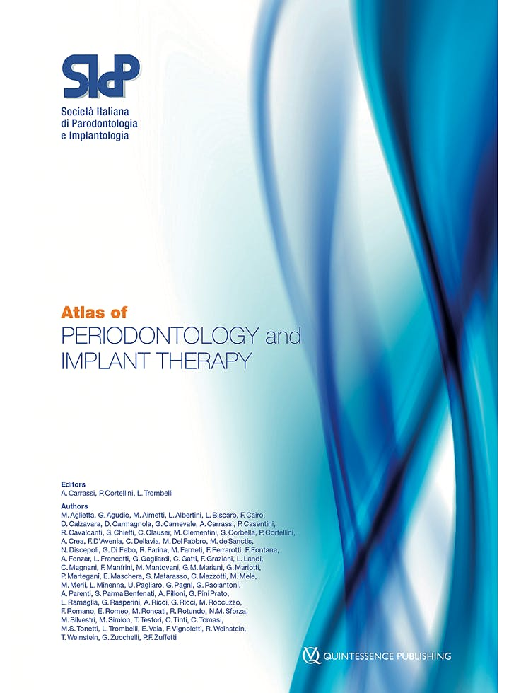 Portada del libro 9780867158861 Atlas of Periodontology and Implant Therapy, 2 Vols.