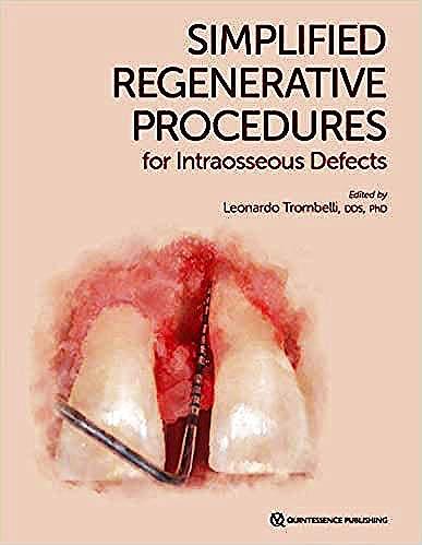 Portada del libro 9780867159455 Simplified Regenerative Procedures for Intraosseous Defects