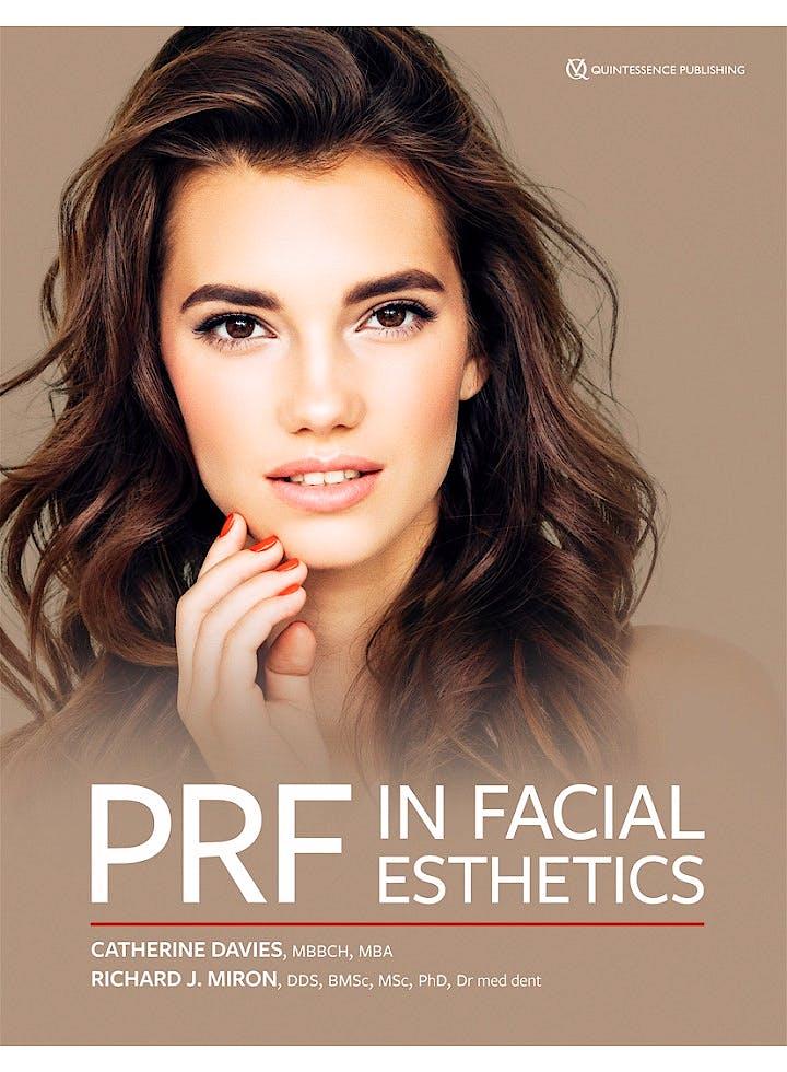 Portada del libro 9780867159578 PRF in Facial Esthetics