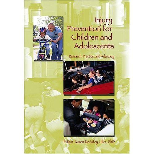 Portada del libro 9780875530680 Injury Prevention for Children and Adolescents: Research