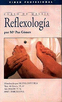 Portada del libro 9780876302842 Video Curso De Masaje: Reflexologia