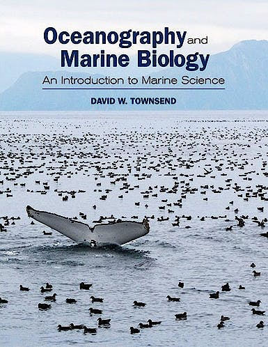 Portada del libro 9780878936021 Oceanography and Marine Biology. an Introduction to Marine Science