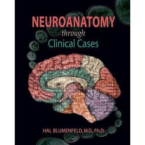 Portada del libro 9780878936137 Neuroanatomy through Clinical Cases