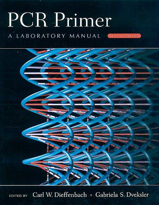 Portada del libro 9780879696542 Pcr Primer. a Laboratory Manual