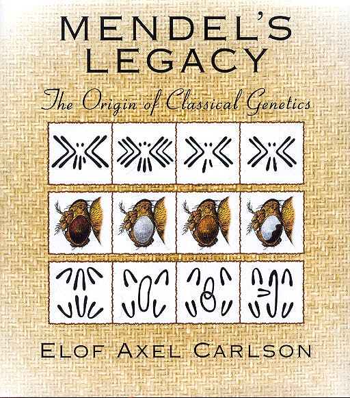 Portada del libro 9780879696757 Mendel's Legacy the Origin of Classical Genetics
