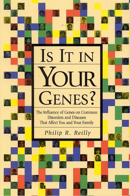 Portada del libro 9780879697211 Is It in Your Genes?