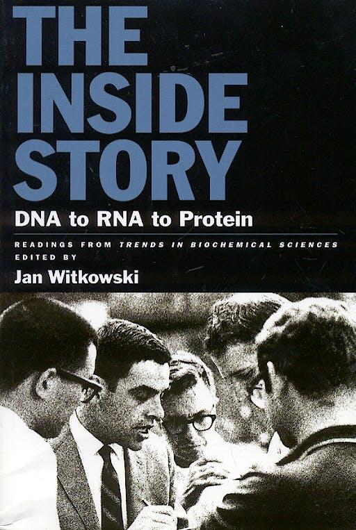 Portada del libro 9780879697501 The inside Story