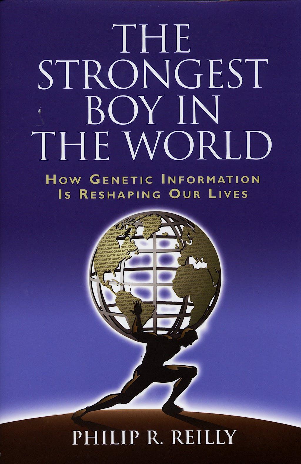Portada del libro 9780879698010 The Strongest Boy in the World