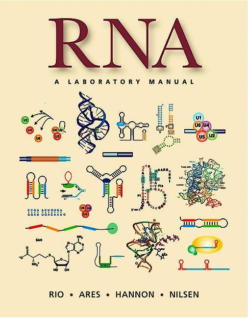 Portada del libro 9780879698911 Rna. a Laboratory Manual (Paperback)