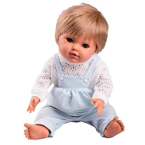 Bebé Fisio, con Ropa Masculina