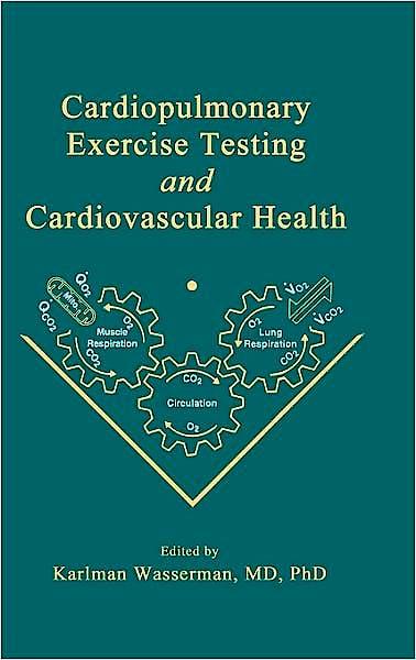 Portada del libro 9780879937003 Cardiopulmonary Exercise Testing and Cardiovascular Health