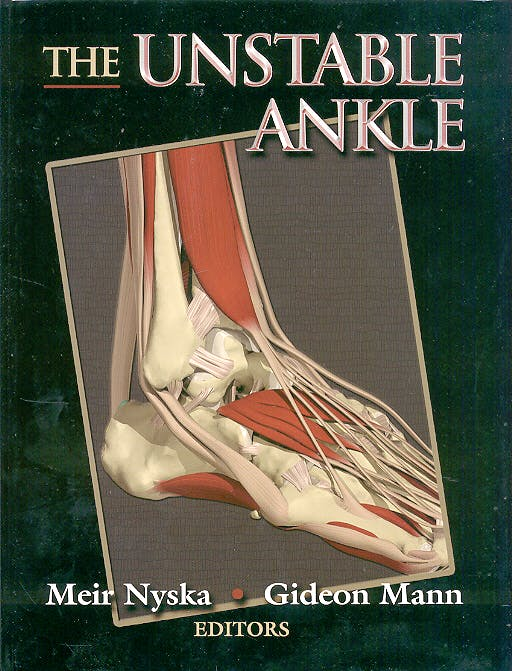 Portada del libro 9780880118026 The Unstable Ankle