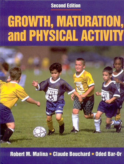 Portada del libro 9780880118828 Growth, Maturation, and Physical Activity