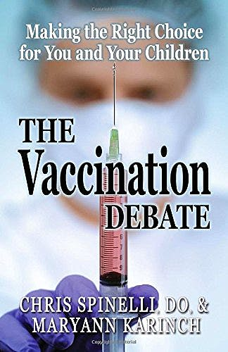 Portada del libro 9780882825052 The Vaccination Debate. Making the Right Choice for You and Your Children