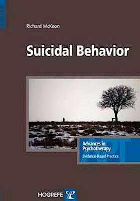 Portada del libro 9780889373273 Suicidal Behaviour
