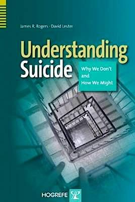 Portada del libro 9780889373594 Understanding Suicide