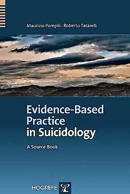 Portada del libro 9780889373839 Evidence-Based Practice in Suicidology