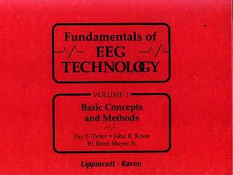 Portada del libro 9780890043851 Fundamentals of Eeg Technology: Basic Concepts and Methods