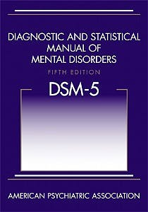 Portada del libro 9780890425558 DSM-5 Diagnostic and Statistical Manual of Mental Disorders (Softcover)