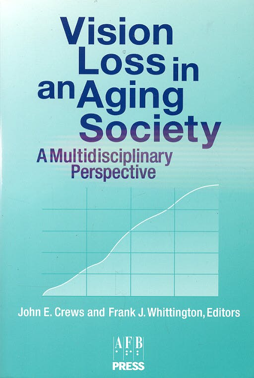 Portada del libro 9780891283072 Vision Loss in an Aging Society