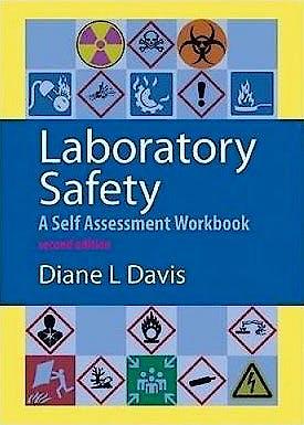 Portada del libro 9780891896463 Laboratory Safety. A Self-Assessment Workbook
