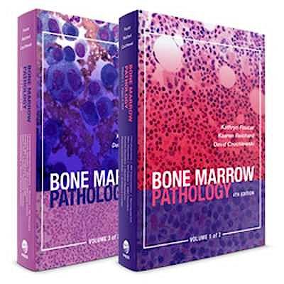 Portada del libro 9780891896647 Bone Marrow Pathology, 2 Vols.