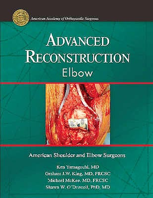 Portada del libro 9780892033911 Advanced Reconstruction Elbow