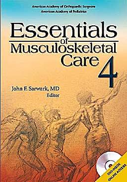 Portada del libro 9780892035793 Essentials of Musculoskeletal Care + DVD