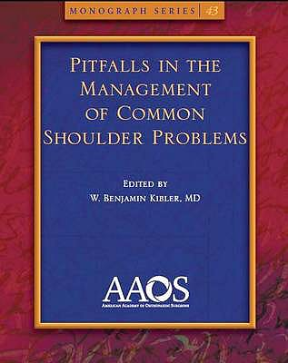 Portada del libro 9780892035953 Pitfalls in the Management of Common Shoulder Problems