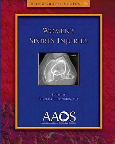 Portada del libro 9780892036462 Women's Sports Injuries