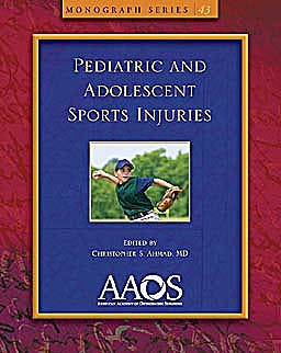 Portada del libro 9780892036912 Pediatric and Adolescent Sports Injuries