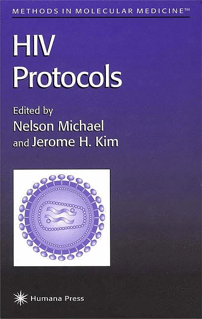Portada del libro 9780896033696 Hiv Protocols