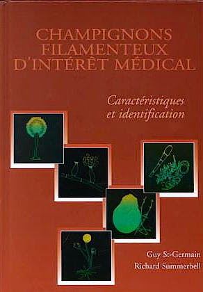 Portada del libro 9780898631791 Champignons Filamenteux D'interet Medical (French Edition)