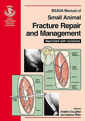 Portada del libro 9780905214375 Bsava Manual of Small Animal Fracture Repair and Management. Reprinted with Revisions