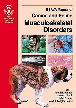 Portada del libro 9780905214801 Bsava Manual of Canine and Feline Musculoskeletal Disorders