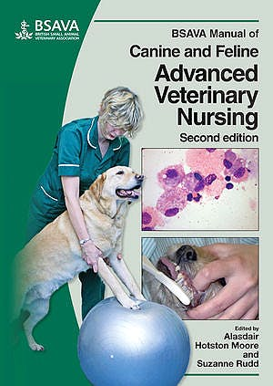 Portada del libro 9780905214924 BSAVA Manual of Canine and Feline Advanced Veterinary Nursing