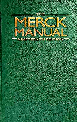 Portada del libro 9780911910193 The Merck Manual of Diagnosis and Therapy