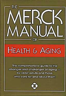 Portada del libro 9780911910360 The Merck Manual of Health & Aging