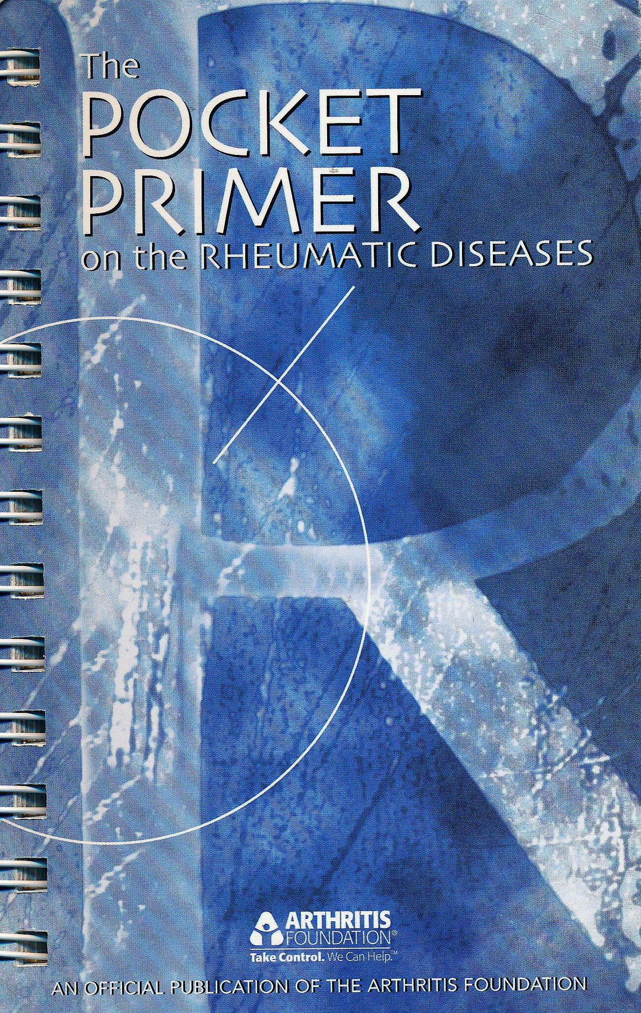 Portada del libro 9780912423388 The Pocket Primer on the Rheumatic Diseases