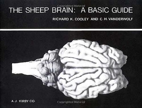 Portada del libro 9780920700013 The Sheep Brain: A Basic Guide (Spiral-Bound)