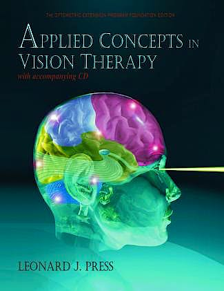 Portada del libro 9780929780184 Applied Concepts in Vision Therapy with Accompanying Cd - the Oep Edition