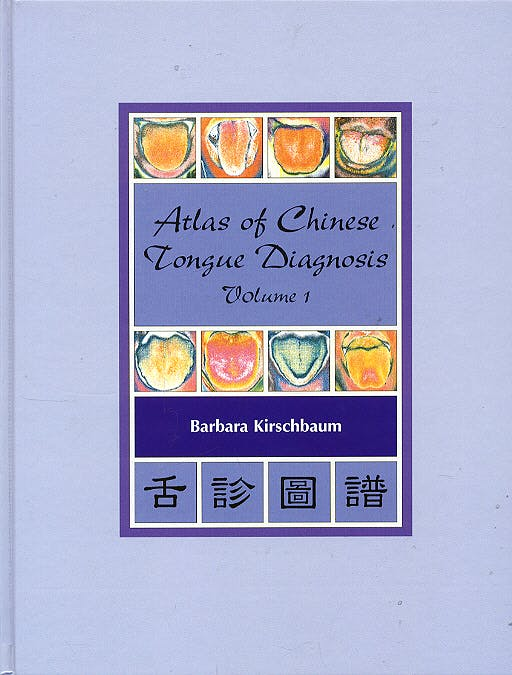 Portada del libro 9780939616336 Atlas of Chinese Tongue Diagnosis vol.1