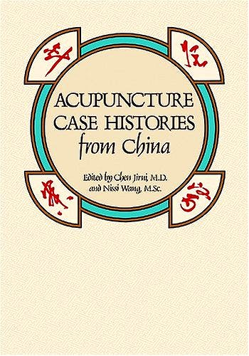 Portada del libro 9780939616442 Acupuncture Case Histories from China